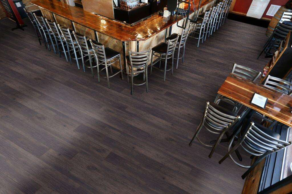 Select Luxury Vinyl Planks And Tiles